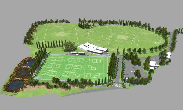 Melbourne Grammar School Sporting Fields